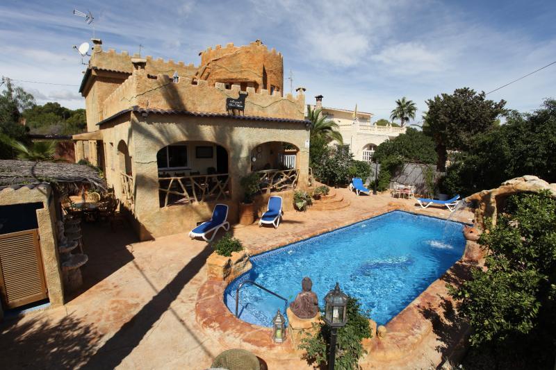 Costa Blanca  Cabo Roig Villa für 2 Familien, casa vacanza a Dehesa de Campoamor