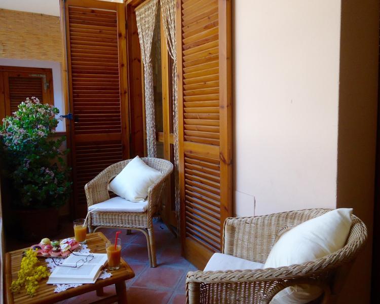 Grazioso appartamento Villasimius, alquiler de vacaciones en Villasimius
