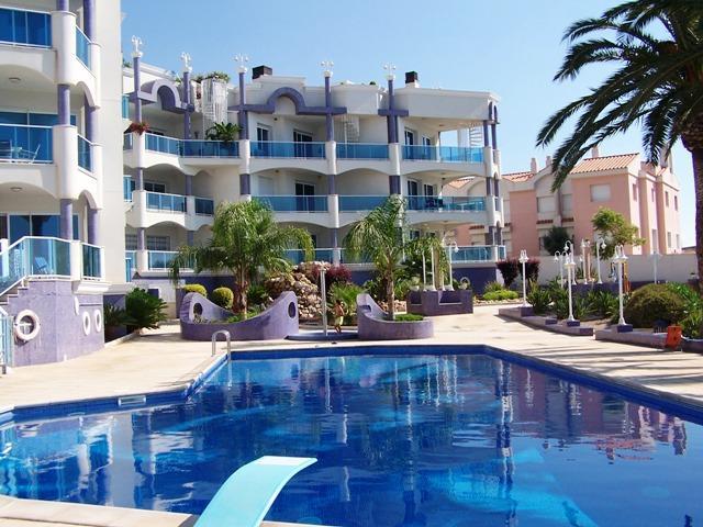 Apartamento con Playa Privada. Alcanar Playa., vacation rental in Terres de l'Ebre