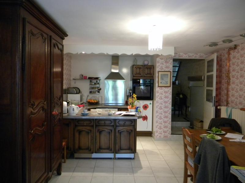 MAISON à la campagne, holiday rental in Rizaucourt-Buchey