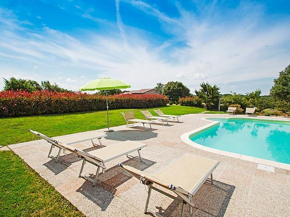 Oasis of peace in Tuscany, holiday rental in Lustignano