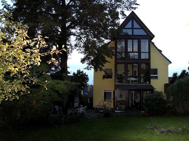 Ruhige Wohnung in Chemnitz, casa vacanza a Lengefeld