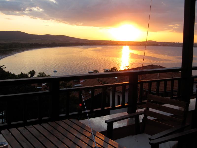 Fantastic Penthouse with a great view in Sozopol, holiday rental in Sozopol