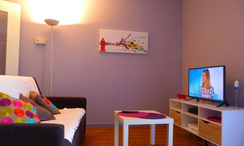 NEW grand T2 de 53 m2  Part Dieu Villette, holiday rental in Venissieux