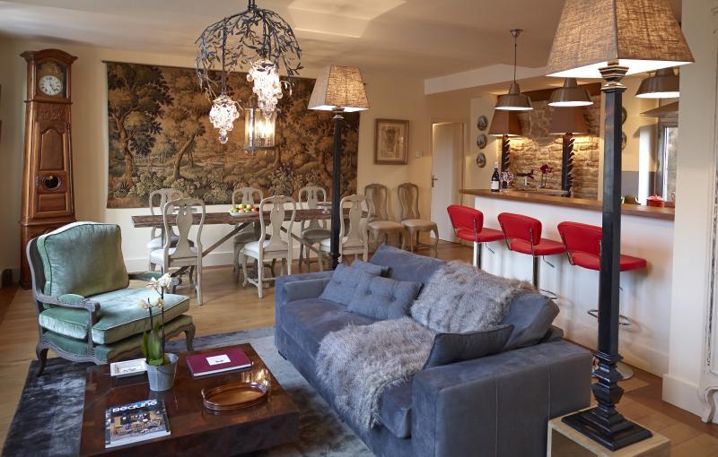 Appartements de la côte, holiday rental in Pommard