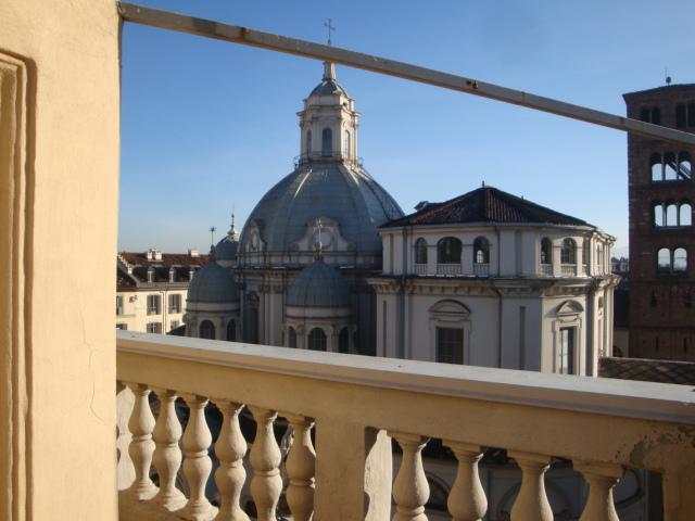 Attico con vista sul Santuario della Consolata, holiday rental in Parella
