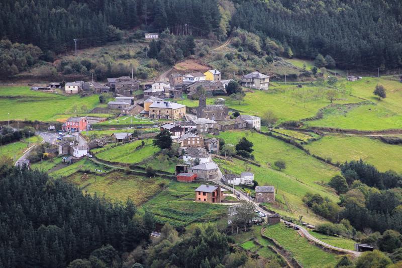 CASA RURAL CASA ANICETO IV, vacation rental in Grandas de Salime Municipality