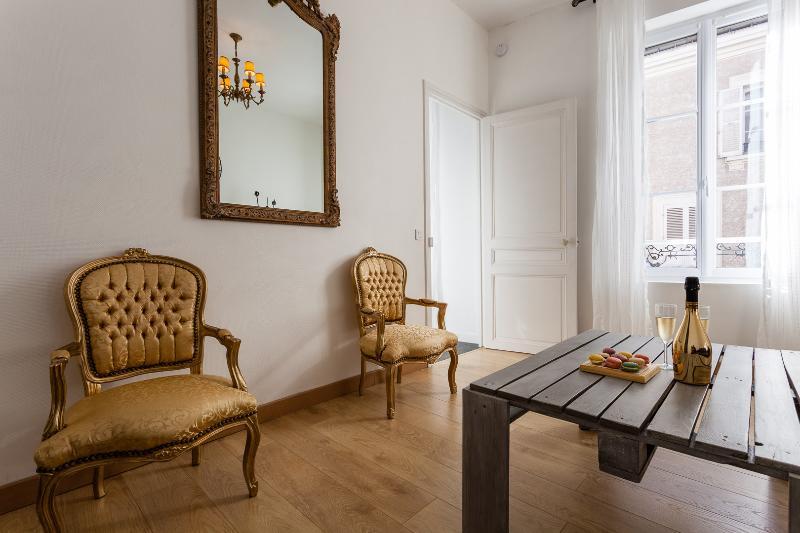 Appartement « Monde du Champagne »♥, location de vacances à Saint-Martin-d'Ablois