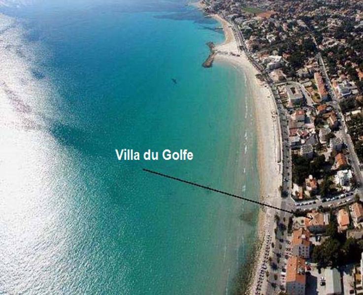 Villa devant le Golfe de La Ciotat