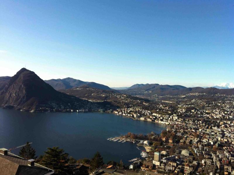 Lugano Aldesago Monte Brè, location de vacances à Lugano