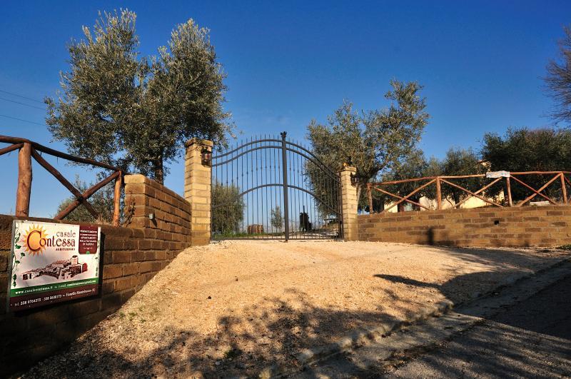 Agriturismo Casale Contessa, holiday rental in Collevecchio