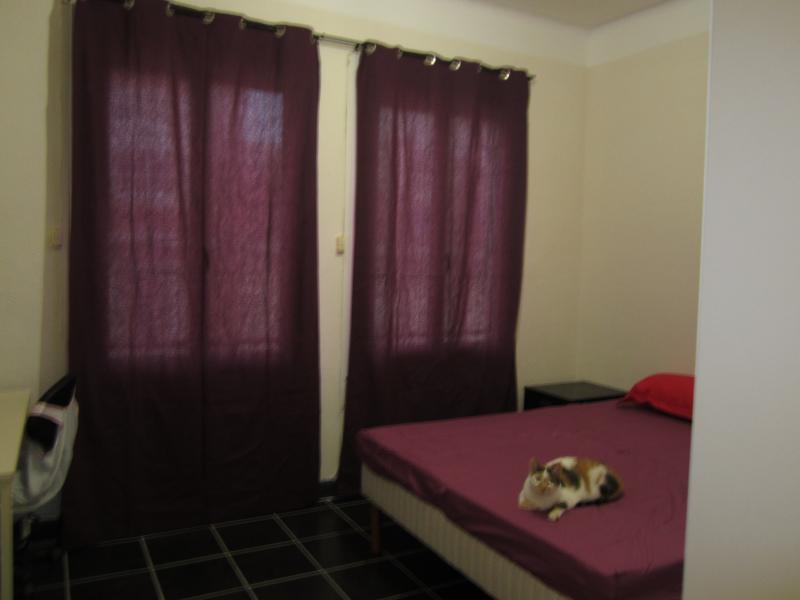 appartement à louer dans petite copropriété, alquiler de vacaciones en Cabestany