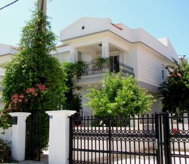 Ciftlikkoy Villa, holiday rental in Pyrgi
