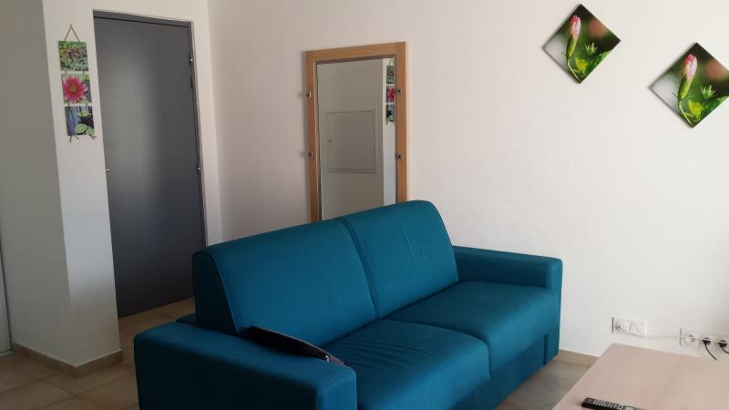 APPARTEMENT T2 Classé 3*, holiday rental in San Giuliano
