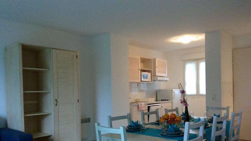 VILLA T2 Classée 3*, holiday rental in San Giuliano