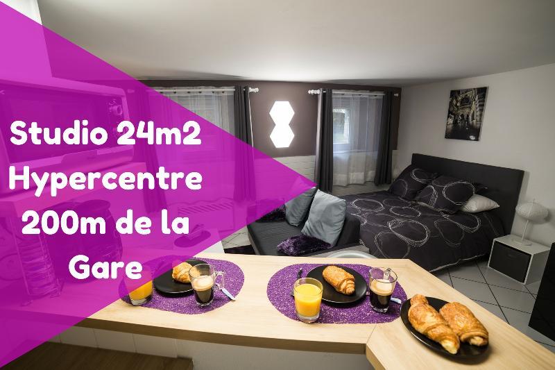 Le Cottage de la Gare, holiday rental in Fontaine-le-Bourg