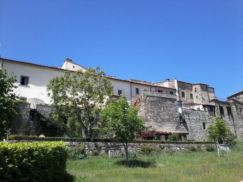 Centro storico di Castellina, cuore del Chianti, Ferienwohnung in Castellina In Chianti