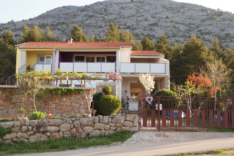 Bruno 1, alquiler vacacional en Starigrad-Paklenica