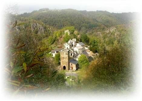 Maison dans bourg classè au bat de France, vacation rental in Naucelle