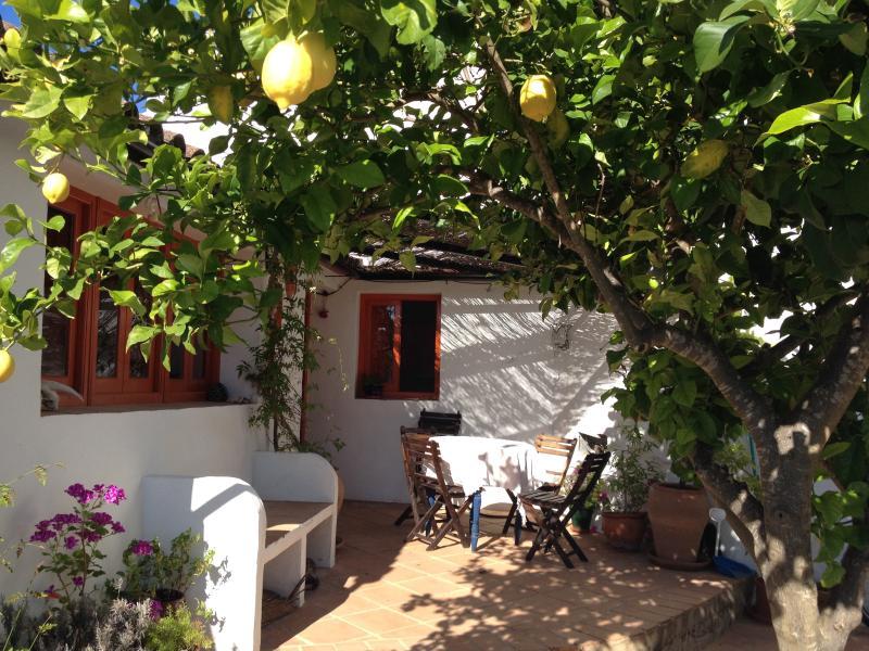 PUERTA GRANDE, vacation rental in Montejaque