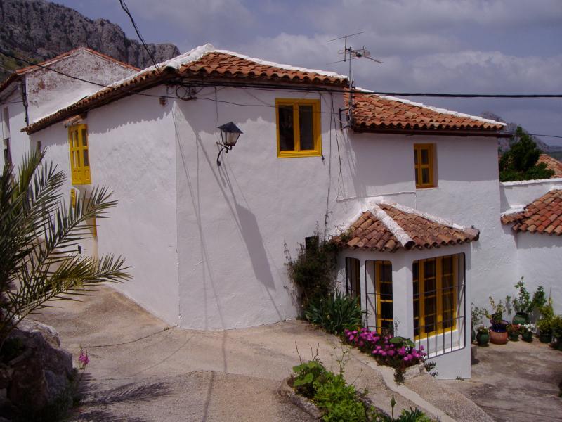 PUERTA VERDE, vacation rental in Montejaque