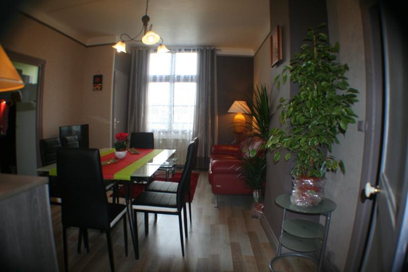 Appartement Les Berges de l'Ornain, holiday rental in Chaumont-sur-Aire