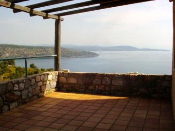 Spiti Noni, holiday rental in Vathia