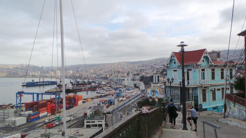 Departamento  en Valparaíso Chile, alquiler de vacaciones en Valparaiso
