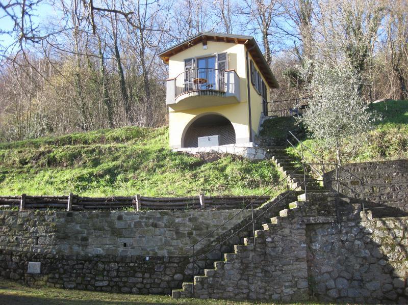 Studio Mulino in der nördlichen Toskana, holiday rental in Zeri