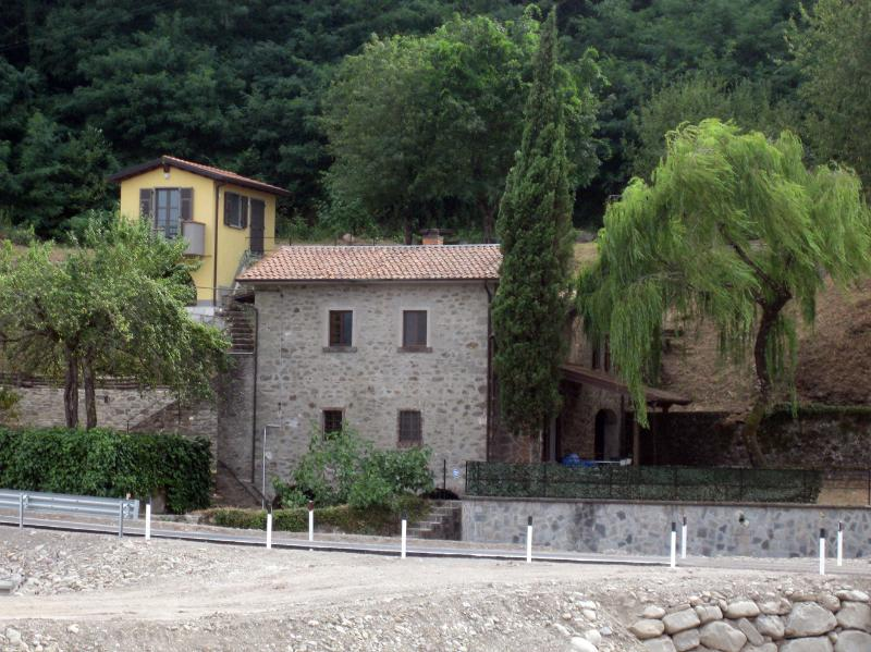 Main House and Studio
