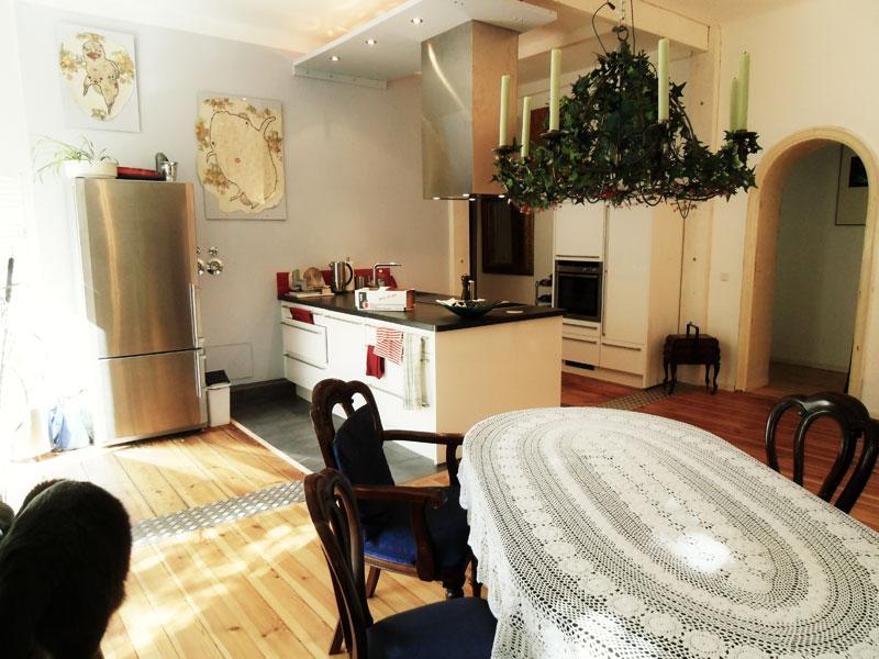 Room Hell-Gross-Gemütlich, Schiller-Kiez, Neukölln, holiday rental in Mahlow