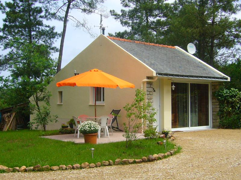 Gite de la Grée St Jean, holiday rental in Masserac
