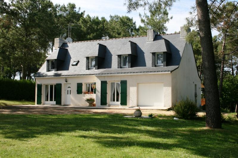 Location Gîte Morbihan Ria d'Etel, holiday rental in Landevant