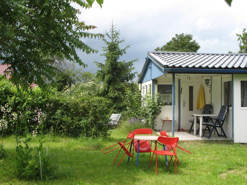 Ostsee-Bungalow mit Garten in Koserow /Usedom, location de vacances à Koserow