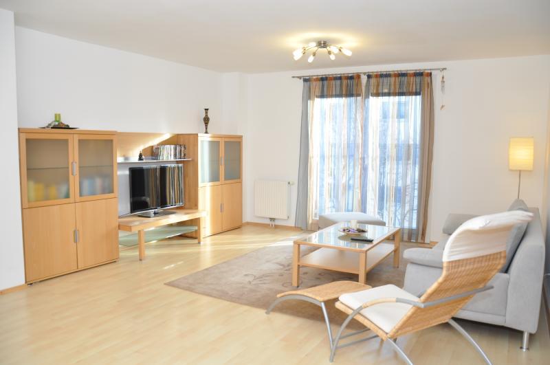 Apartment am Donaukanal, alquiler de vacaciones en Viena