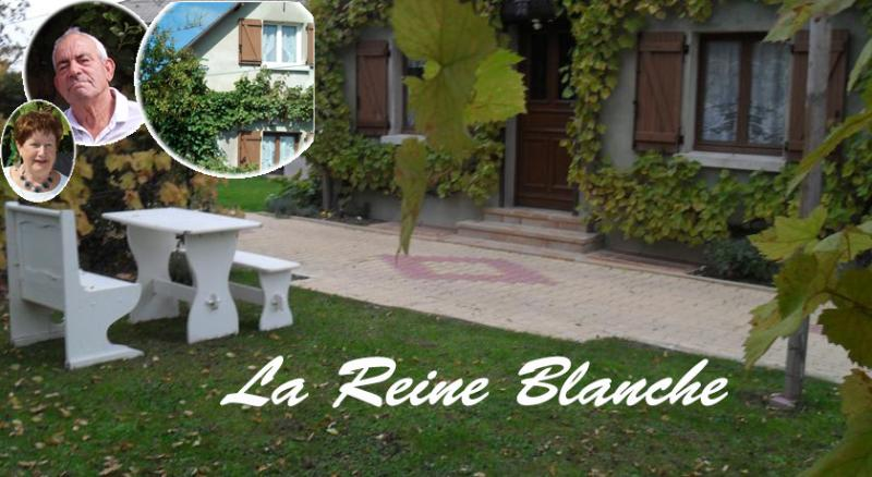 maison de la reine blanche, holiday rental in Aube