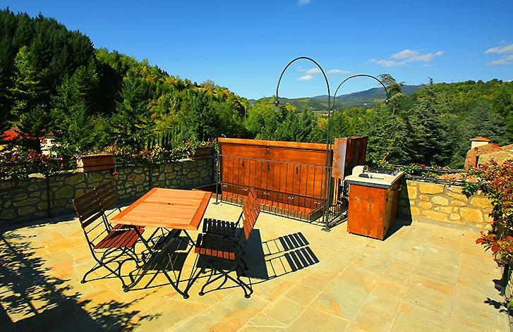 TORRE MEDIEVALE LUNGARNO, holiday rental in Stia