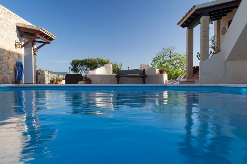 Cozy villa with pool  (ET-0294-E), holiday rental in Ibiza
