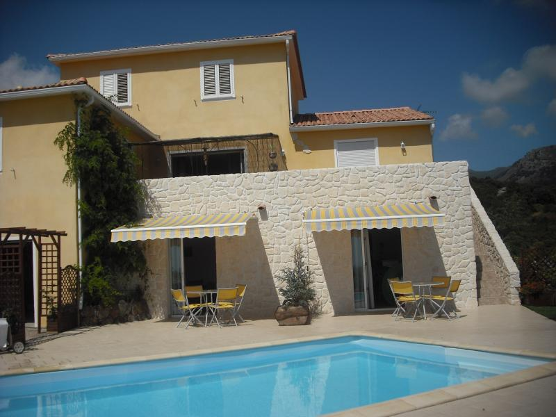 location saisonniére, holiday rental in Corsica