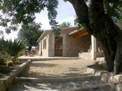 Exterior, jardín y terraza