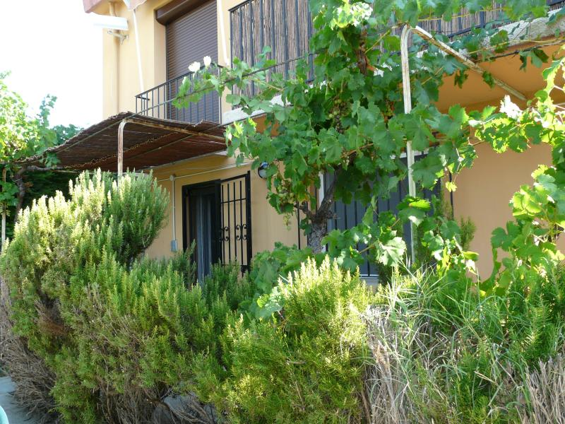 appartement  T2 RDC villa, holiday rental in Villeneuve