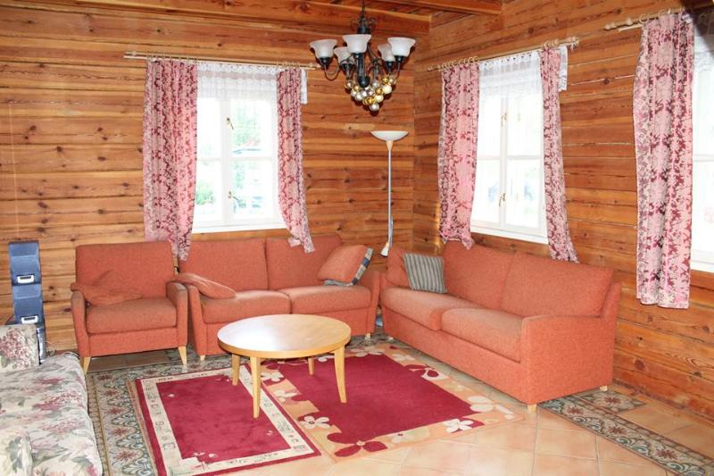 Countryside House for vacations in National Park, alquiler vacacional en Ignalina