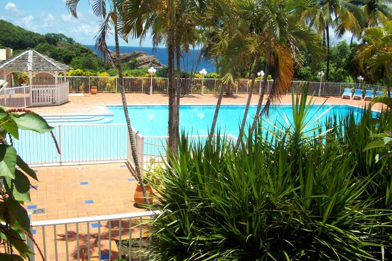 charmante maison type 3 avec piscine, holiday rental in Marigot