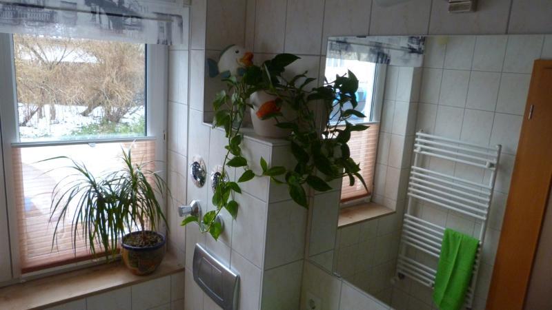 Badezimmer, Fensterbereich