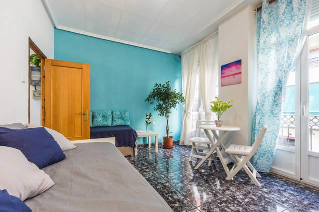 ❤ Your home in Valencia with WIFI ❤, holiday rental in Valencia
