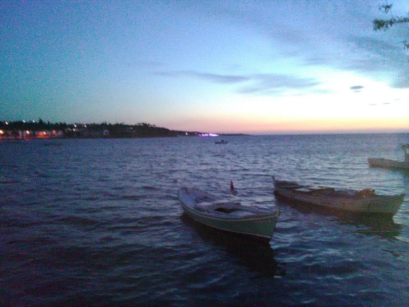 Sunset at Mavisehir