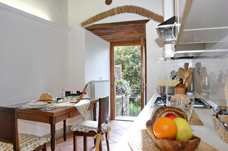 Appartamento nel cuore del Chianti, Ferienwohnung in Barberino Val d'Elsa