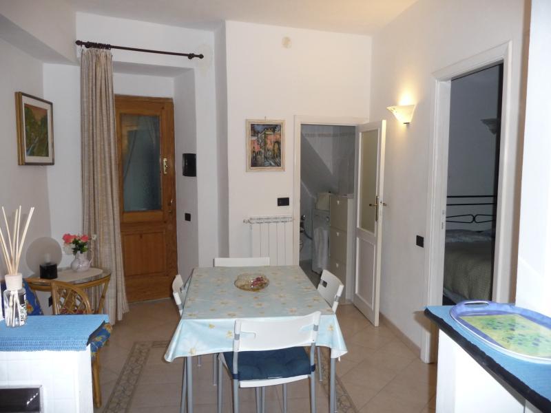 Appartamento in tipico carugio ligure, vacation rental in Monterosso al Mare