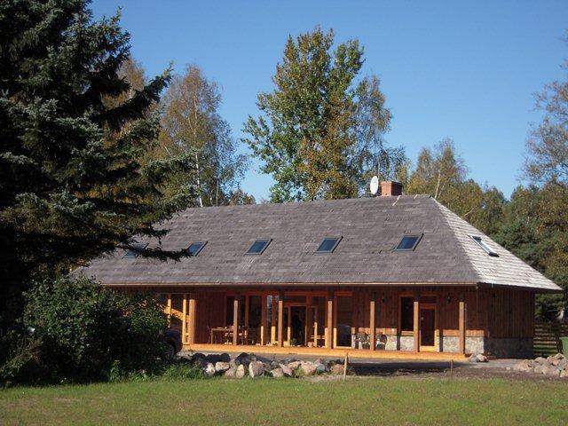 Summer Holiday House KOSISI, alquiler de vacaciones en Letonia