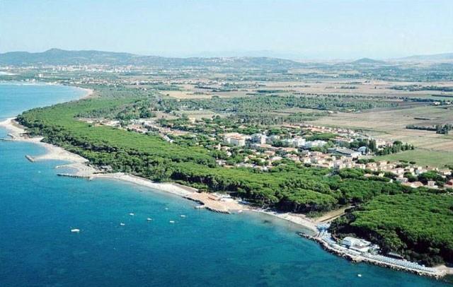 La Mazzanta località balneare